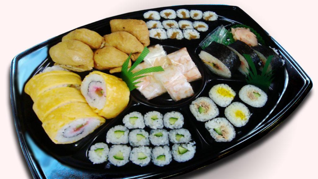 寿司オードブル